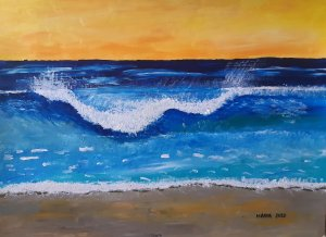 Infinite wave