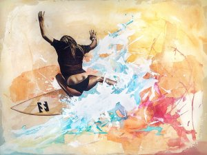Ocean Rider # 10