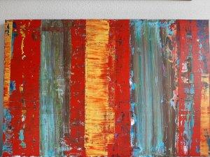 El misterio del bosque rojo, 90x60 cm, Rebajas Navidad
