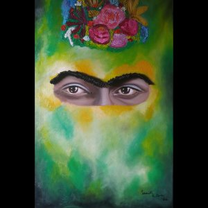 THE LOOK OF FRIDA KAHLO, PSYCHOSIS SERIES