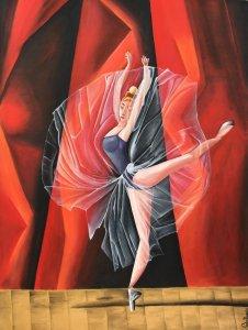 Bailarina de Oro