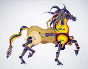 Acoustic Guitallo