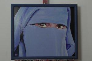 hijab 60x49