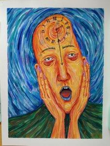 El grito existencial