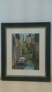 Vistas sobre el Canal de Venecia