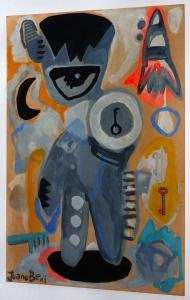 The artist morass