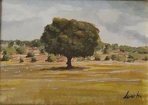 Pequeño paisaje de Castilla