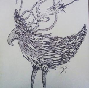 """""""miedo en el gallinero"""""""