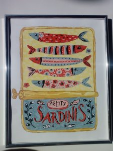 Sardinas Rojas