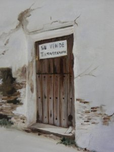 HOUSE IN THE PLAZA DE TOROS