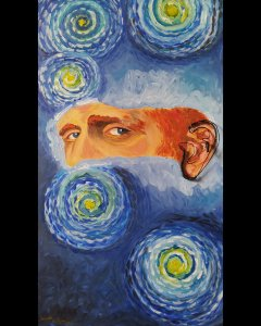 THE LOOK OF VINCENT VAN GOGH, PSYCHOSIS SERIES