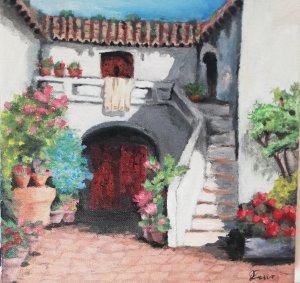 Andalusian patios