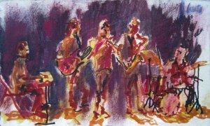 De concierto