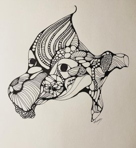 Cabeza de perro