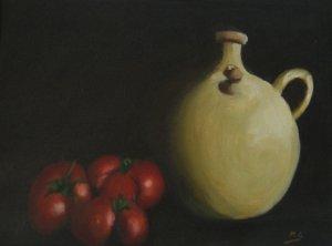 Bodegon tomates