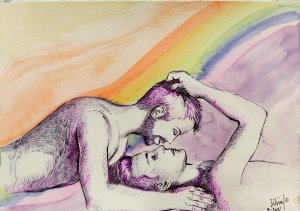 """From the series """"Love is Love"""" 1"""