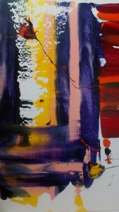 Amapola abstracta