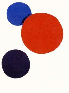 Alexander Calder, Tres círculos