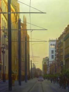 Seville Constitution Avenue