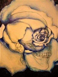 Flor de calavera