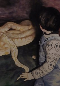 The Child and the Serpent