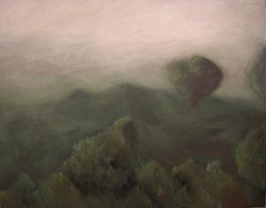 Niebla invernal campos de Soria