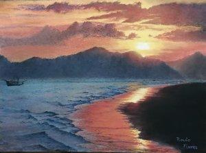 Sunset - Covid-19