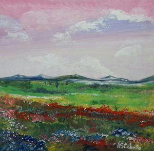 PRICE OFFER Flowered Valley