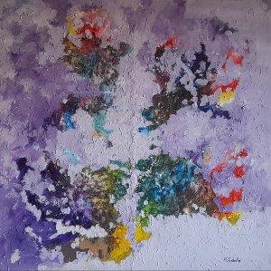 Espacio violeta