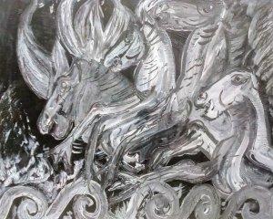 """The horses of Neptune"""