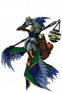 Simon Yung - Bird color