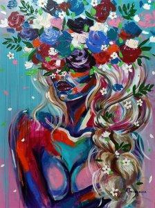 Flowers women