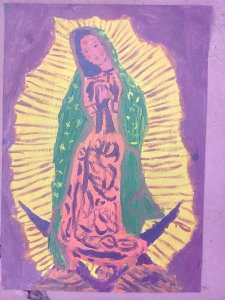 Virgin of Guadalupe complete