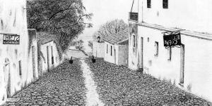 3- Street of Sighs. Colonia del Sacramento (UY) # 90 # .jpg