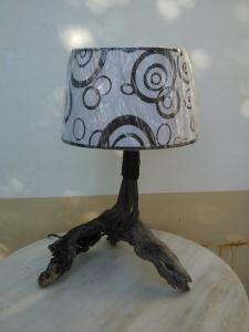 LAMPARA RAIZ
