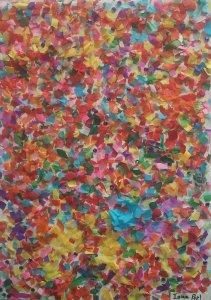 Confetti explosion!