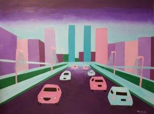 La ciudad de neon