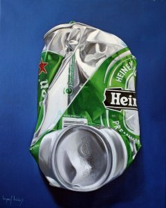Green can, the pleasure of the coincided.