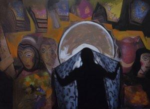 Toward the light from Mirror of Fantasy