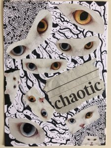 Chaotic eyes on me