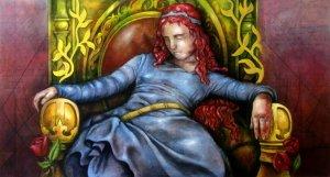 Sleeping Dulcinea