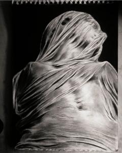 """The veiled truth"" Antonio Corradini"