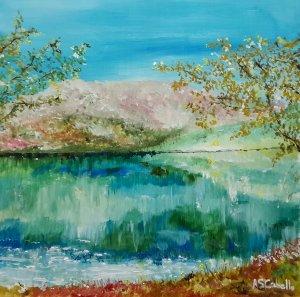 Reflejo del lago
