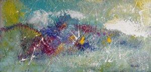 Abstract fan