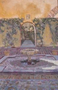 Fuente de los Reales Alcázares