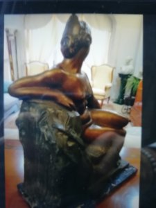 """WOMAN"" OF IGNACIO PINAZO, 1998"