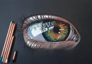 """""""Eyes that see ..."""""""