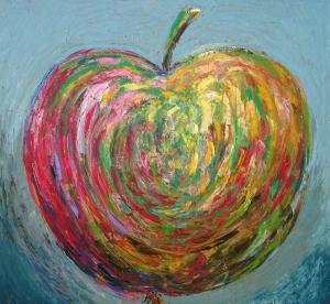 La gran manzana
