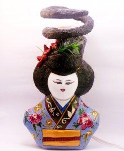 Lámpara ''Geisha Hanako''
