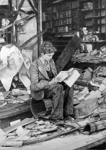 READING IN WARTIME